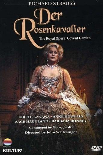 Poster of Der Rosenkavalier
