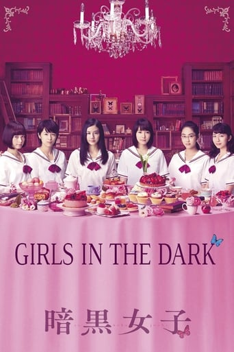 Poster of Girls in the Dark