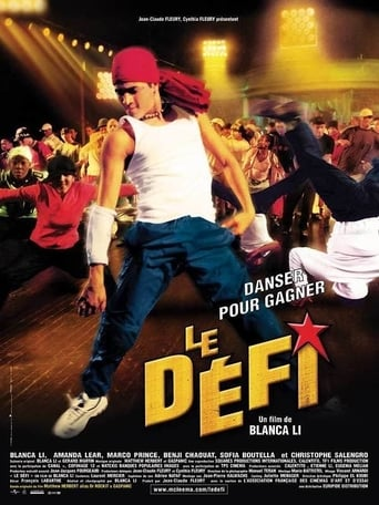 Poster of Dance Challenge
