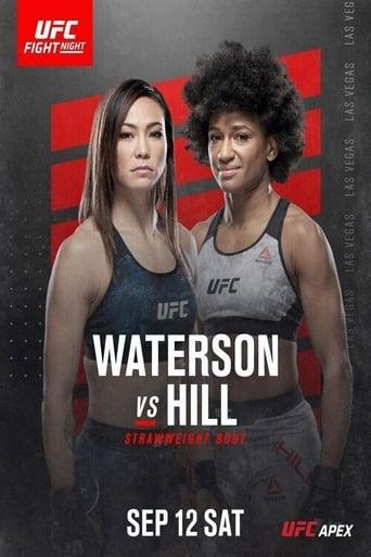 Watch UFC Fight Night 177: Waterson vs. Hill - Prelims Free Online Solarmovies