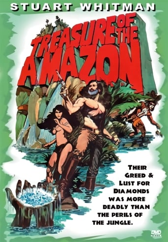 Poster of The Treasure of the Amazon
