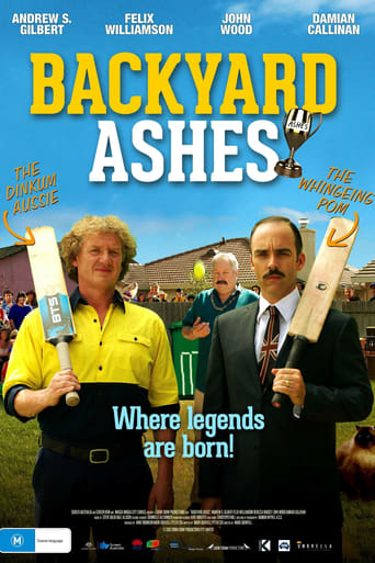 Backyard Ashes (2013) - poster