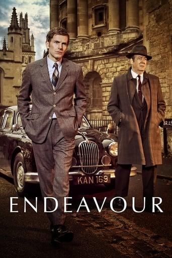 Poster of Endeavour fragman