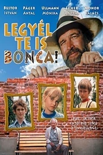 Poster of Legyél te is Bonca!