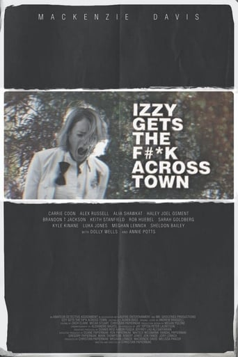Poster of Izzy Gets the F*ck Across Town