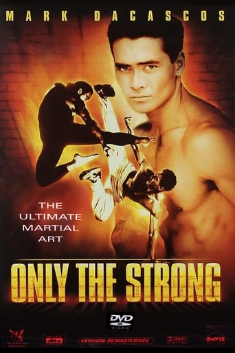 Poster of Only the Strong