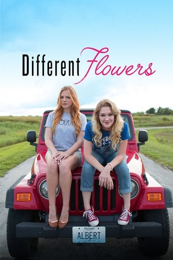 Poster of Different Flowers fragman