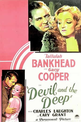 Poster of Devil and the Deep