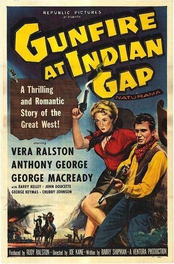Gunfire at Indian Gap