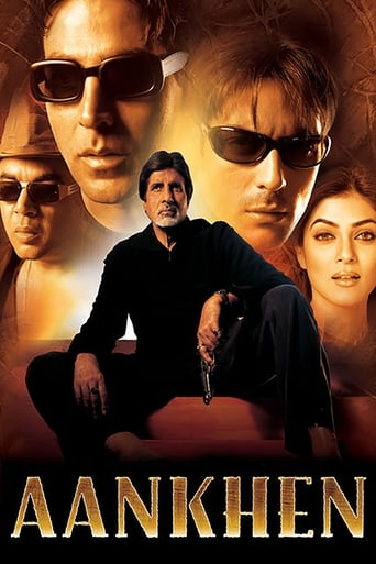 Poster of Aankhen