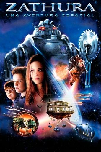 Zathura: Una aventura espacial