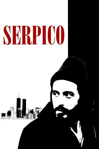 Poster of Serpico