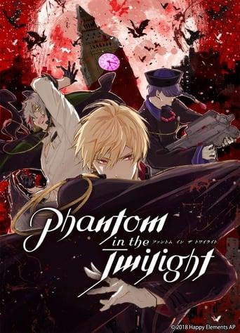 Phantom in the Twilight movie poster