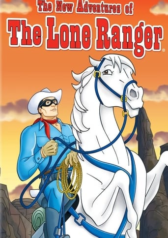Poster of The New Adventures of the Lone Ranger