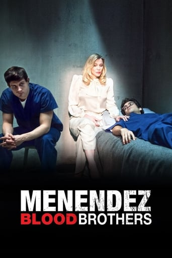 Menendez: Blood Brothers Poster