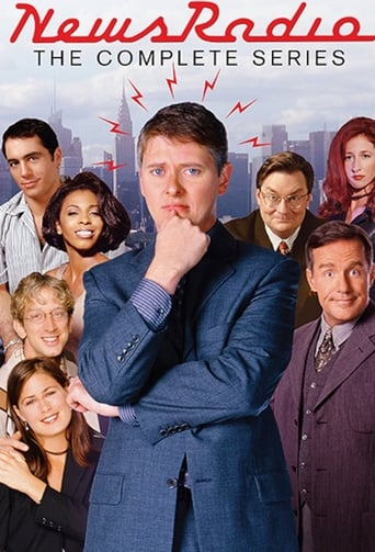 Poster of NewsRadio
