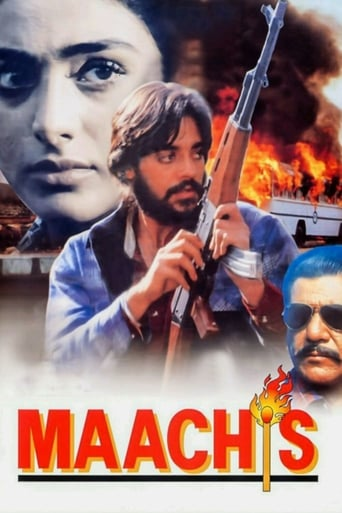 Poster of Maachis
