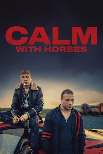 Calm with Horses - Poster