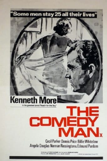 Poster of The Comedy Man
