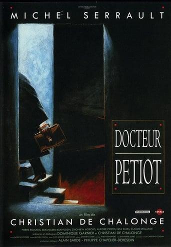 Poster of Docteur Petiot