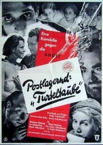 Poster of Postlagernd Turteltaube