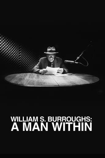 Poster of William S. Burroughs: A Man Within