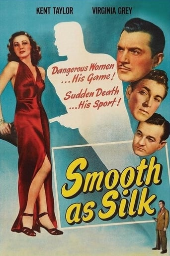 Poster of Smooth as Silk