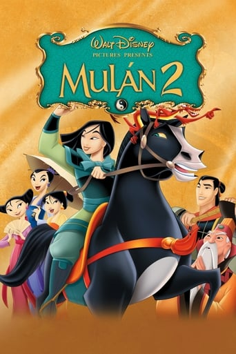 Poster of Mulán 2