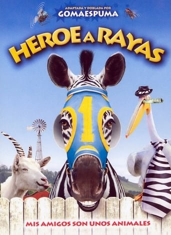 Poster of Héroe a rayas