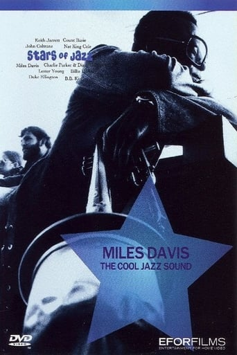 Poster of Miles Davis: The Cool Jazz Sound