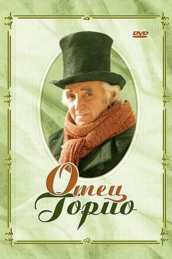 Poster of Old Goriot