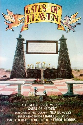 Watch Gates of Heaven 1978 full online free