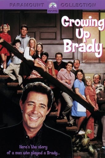 Poster of Growing Up Brady