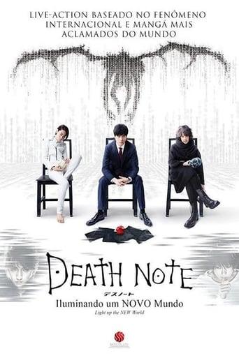Death Note: Iluminando um Novo Mundo - Poster