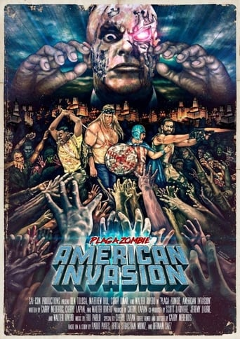 Poster of Plaga Zombie: American Invasion