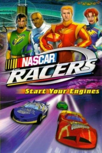 Poster of NASCAR Racers: The Movie