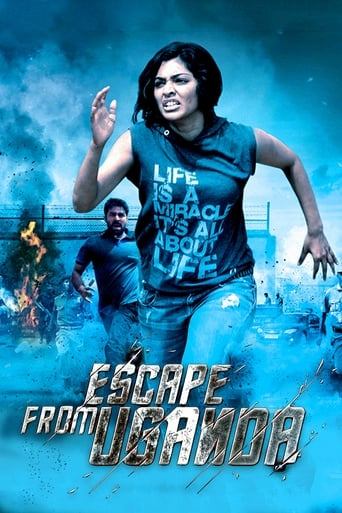 Poster of Escape from Uganda