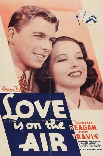 Poster of Love Is on the Air
