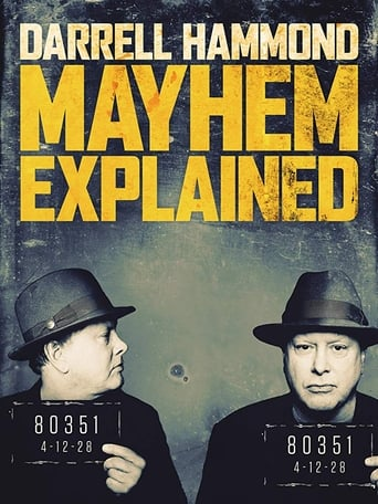 Poster of Darrell Hammond: Mayhem Explained