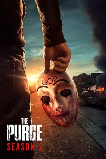 The Purge 2ª Temporada - Poster