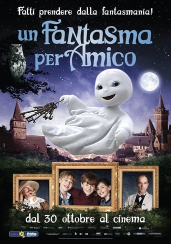 Cartoni animati Un fantasma per amico - Das kleine Gespenst