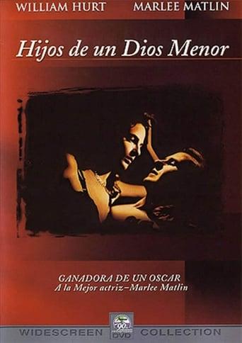 Poster of Hijos de un dios menor