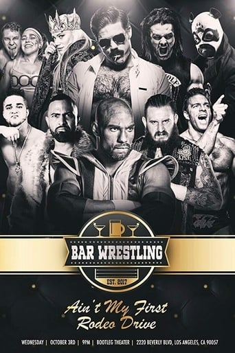 Poster of Bar Wrestling 20: Ain't My First Rodeo Drive!