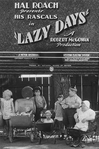 Poster of Lazy Days