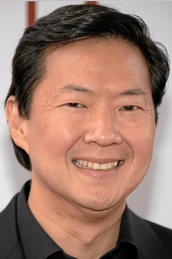 Ken Jeong alias Mr. Arthur
