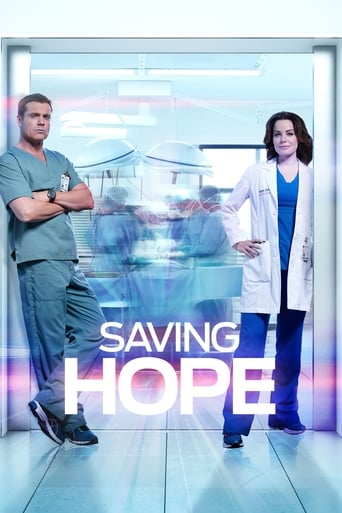 Poster of Saving Hope
