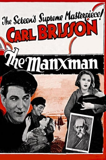 Poster of The Manxman