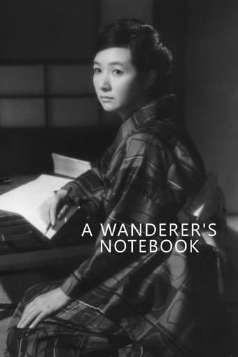 Poster of A Wanderer's Notebook