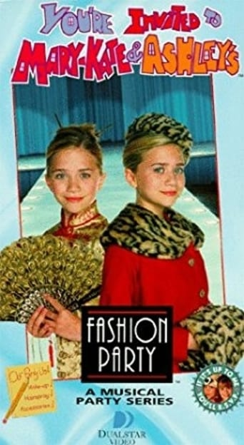 Poster of You're Invited to Mary-Kate & Ashley's Fashion Party