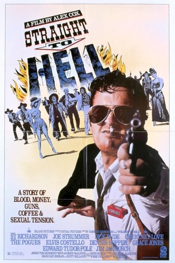 Poster of Straight to Hell